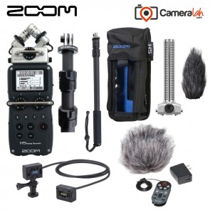 Zoom H5 Handy Recorder - Advance BUNDLE