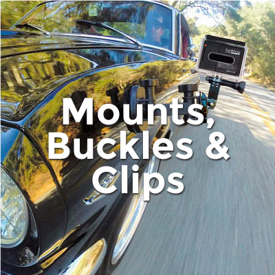 Mount Buckles & Clips