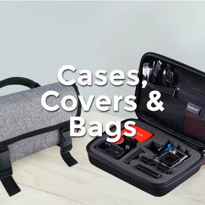 Cases Covers & Bags