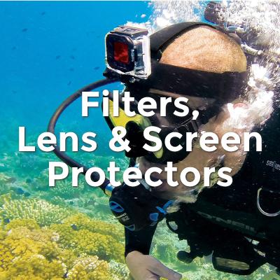 Filters Lens & Screen Protectors