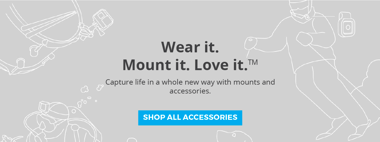 Shop ALL HERO5 Accessories