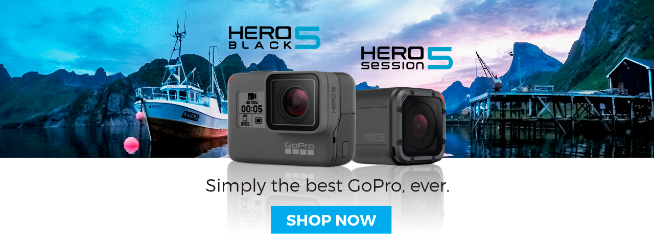 Shop ALL GoPro HERO5