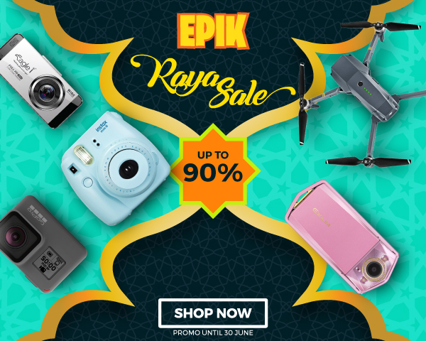 EPIK Raya Sale | All Sale Items