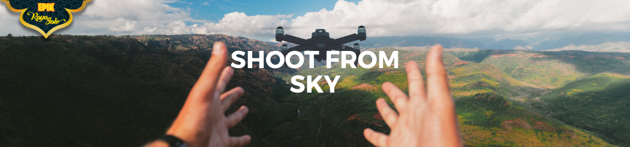 EPIK Raya | Shoot From The Sky