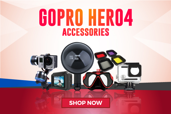 Massive Sale GoPro HERO4 Accressories