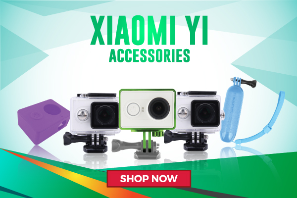 Massive Sale Xiaomi Yi Accessories