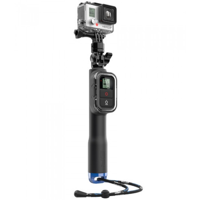 Choosing the right pole for your GoPro