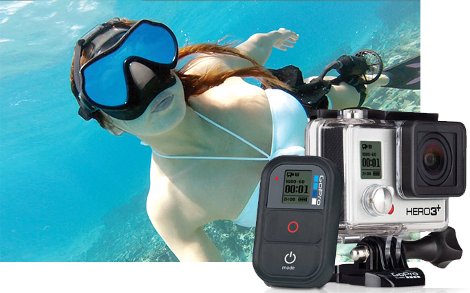 Part 1: 101 Beginner's Guide to using a GoPro for Underwater Scuba Diving - Essential Accessories and Mounts