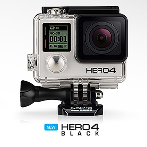 GoPro HERO4 Models Explained - Find out which GoPro HERO4 is Right for You