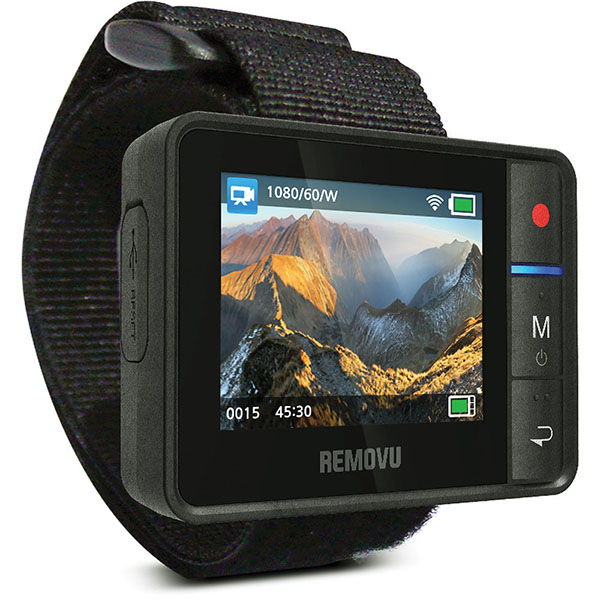 First Look : Removu R1 Live View Remote for GoPro