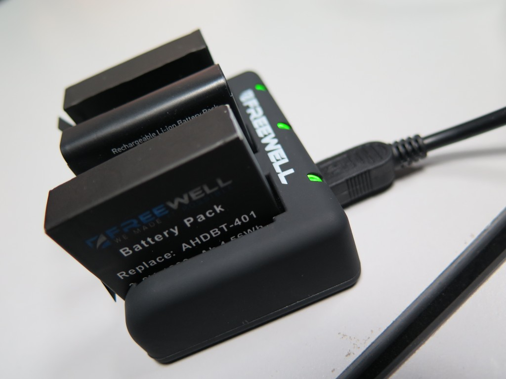 Freewell Battery Charger