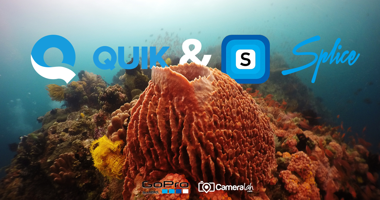 GoPro Releases Super Useful Mobile Video Editing Apps - Quik and Splice