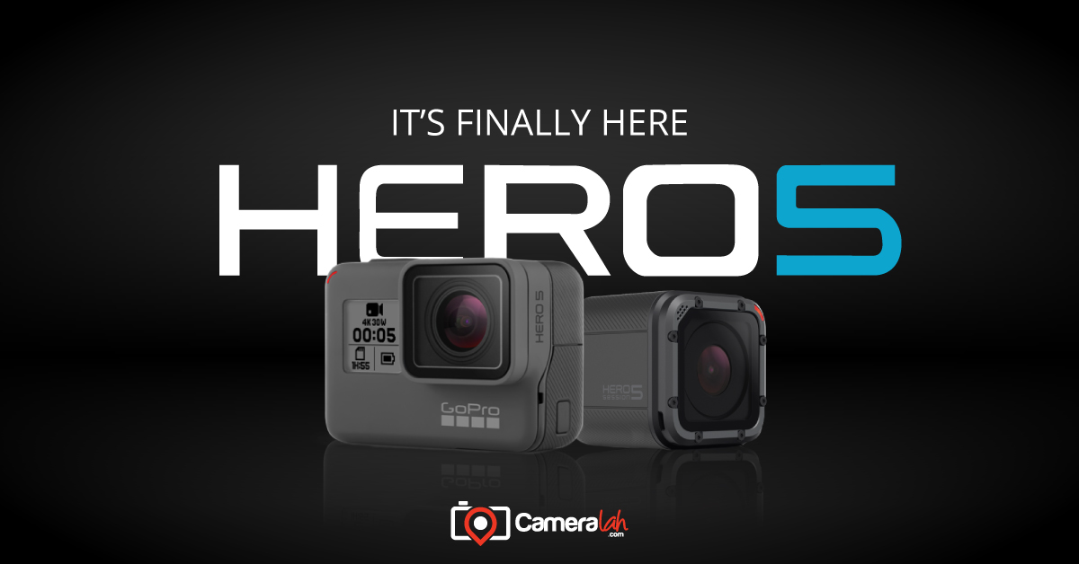 IT'S FINALLY HERE - GoPro HERO 5
